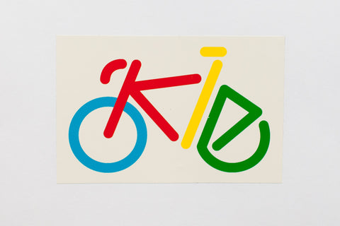 Okie Bike Sticker