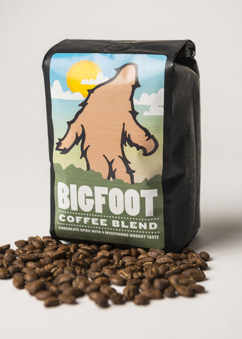 BIGFOOT Coffee Blend 12oz bag