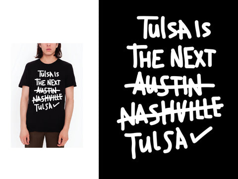 TULSA is the next TULSA TEE