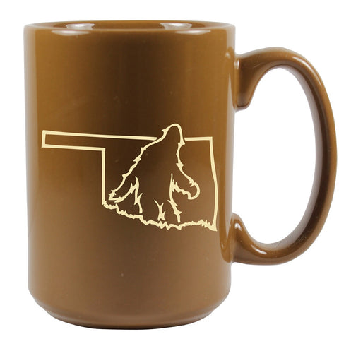 BIGFOOT 15oz Coffee Mug