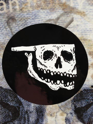 Skullahoma Sticker