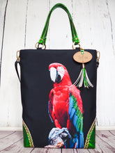 Load image into Gallery viewer, Parrot Ara Bag - Tocha Studio