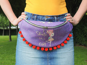 Skate like a Girl Bumbag