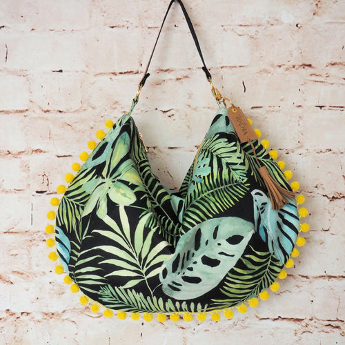 Monstera Bag - Tocha Studio