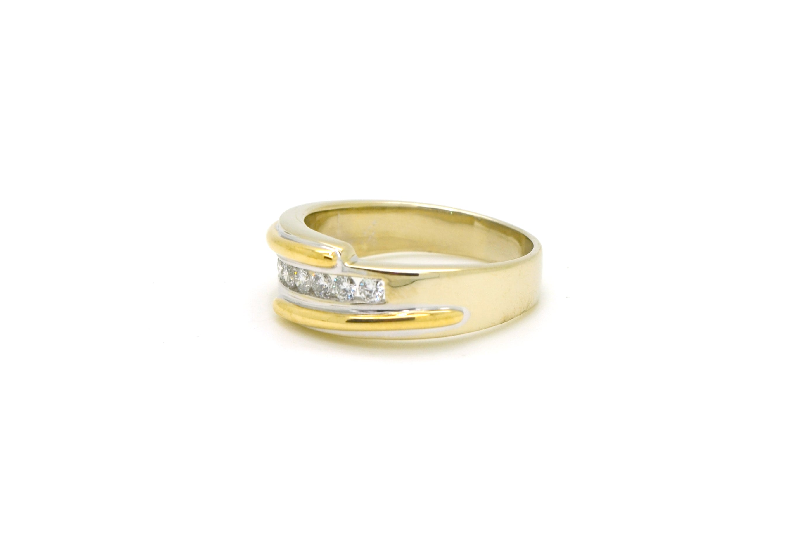jeweler diamond bands ring band white fontana gold product rings