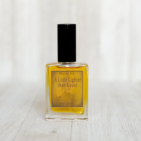 A Little Lighter than Usual Halloween Limited Edition Perfume