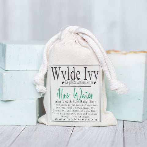 Aloe Water Soap