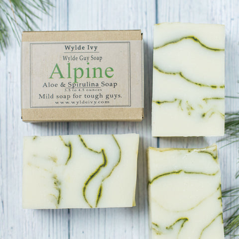Alpine Men's Soap