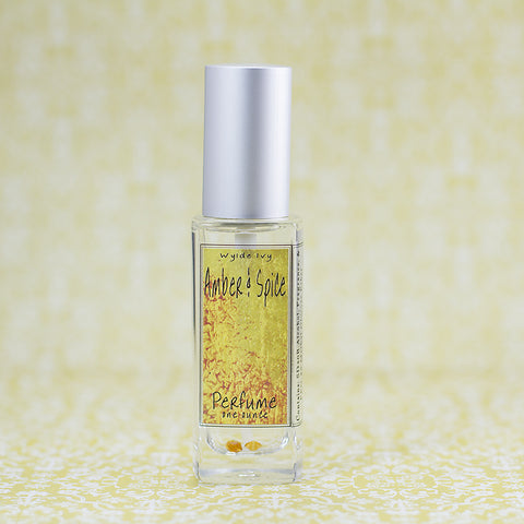Amber & Spice Perfume