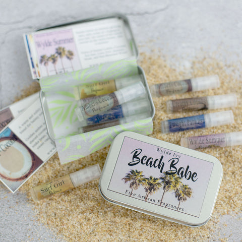 Beach Babe Collection Sampler Gift Set