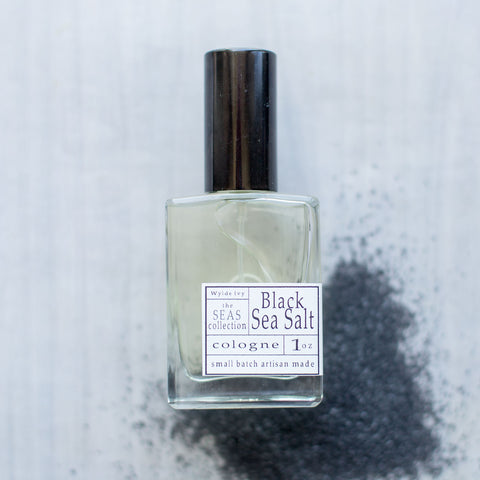 Black Sea Salt Cologne