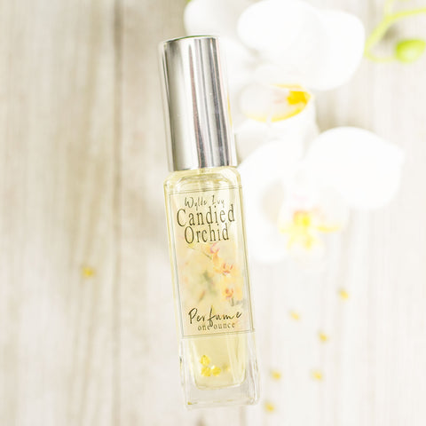 Candied Orchid Perfume