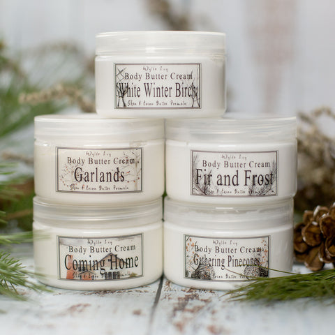 A Winter Story Body Butter Cream