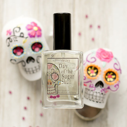 Day of the Sugar Skull Halloween Limited Edition Perfume