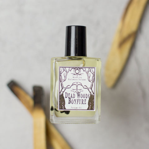 Jack's Woods Collection Perfume Oils