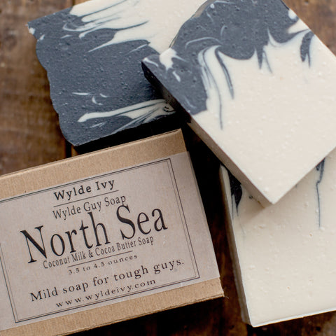 North Sea Men's Soap