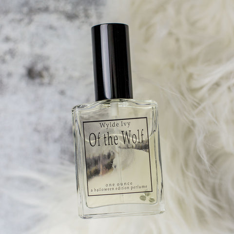Of the Wolf Halloween Limited Edition Perfume