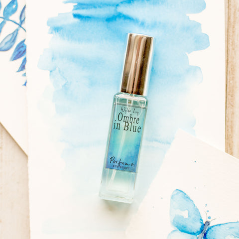 Ombre in Blue Perfume