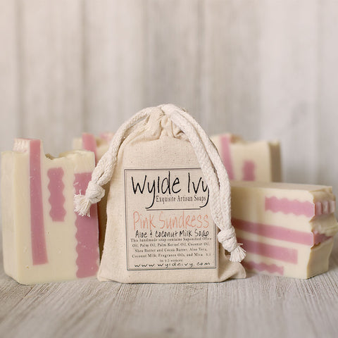 Pink Sundress Soap