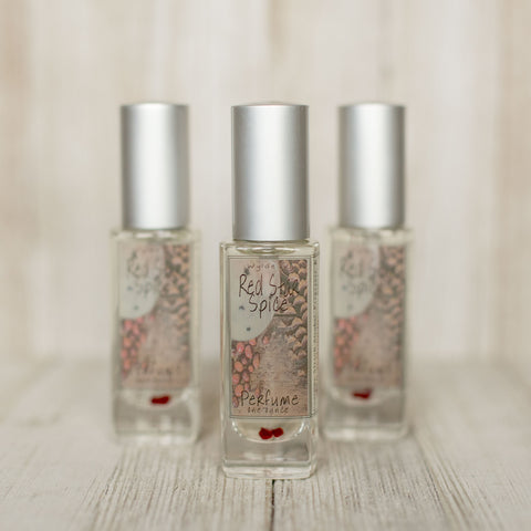 Red Star Spice Perfume