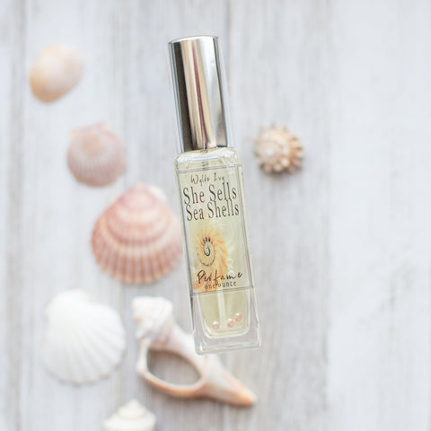 She Sells Sea Shells Perfume