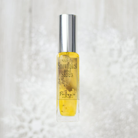 Snowflakes and Secrets Perfume