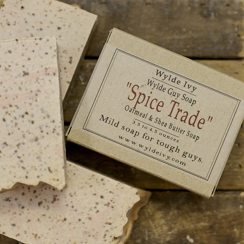 Spice Trade Men's Soap