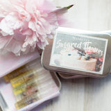 Sugared Flowers Collection Sampler Gift Set