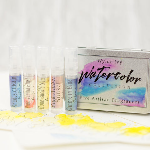 Watercolor Collection Sampler Gift Set