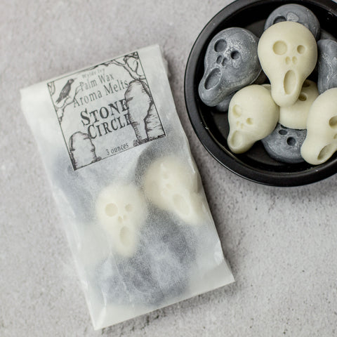 Stone Circle Palm Wax Aroma Melts