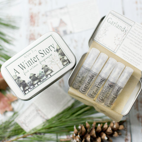 A Winter Story Collection Sampler Gift Set
