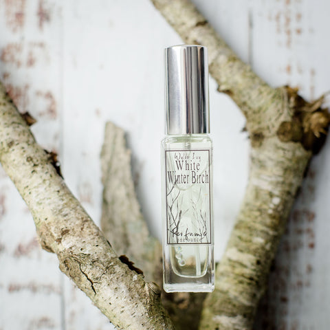 White Winter Birch Perfume