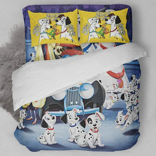 101 Dalmatians Bedding Set