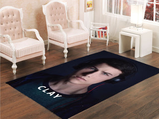 13 REASONS WHY CLAY CARPET RUG