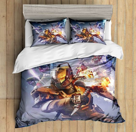 3D Custom Destiny Bedding Set