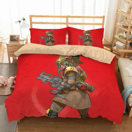 3D Customize Bumblebee Movie Bedding Set