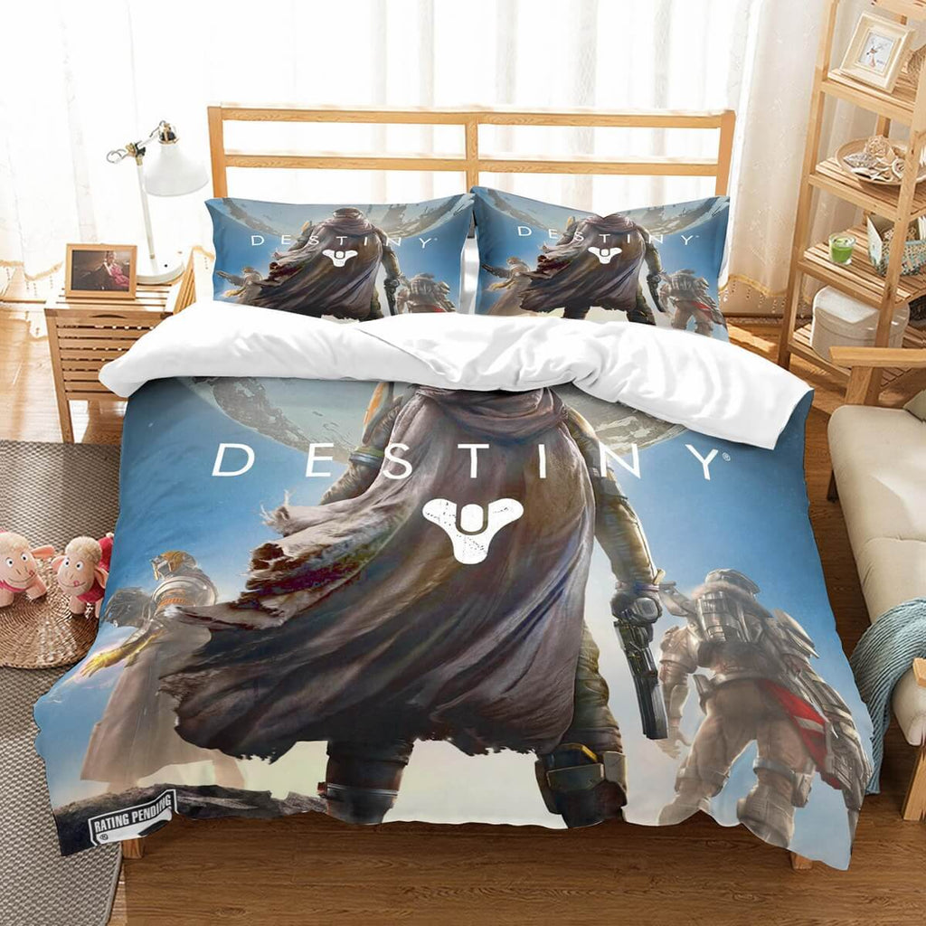 3D Customize Destiny Bedding Set Duvet Cover Set Bedroom Set Bedlinen..,