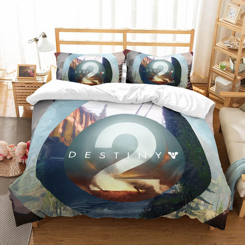 3D Customize Destiny Bedding Set Duvet Cover Set Bedroom Set Bedlinen.