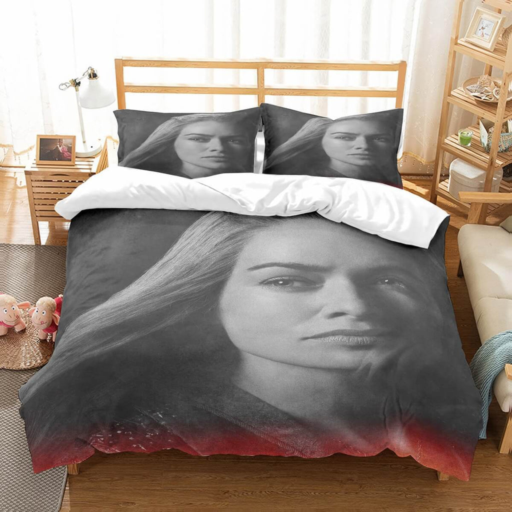 3D Customize Game Of Thrones Bedding Set 3
