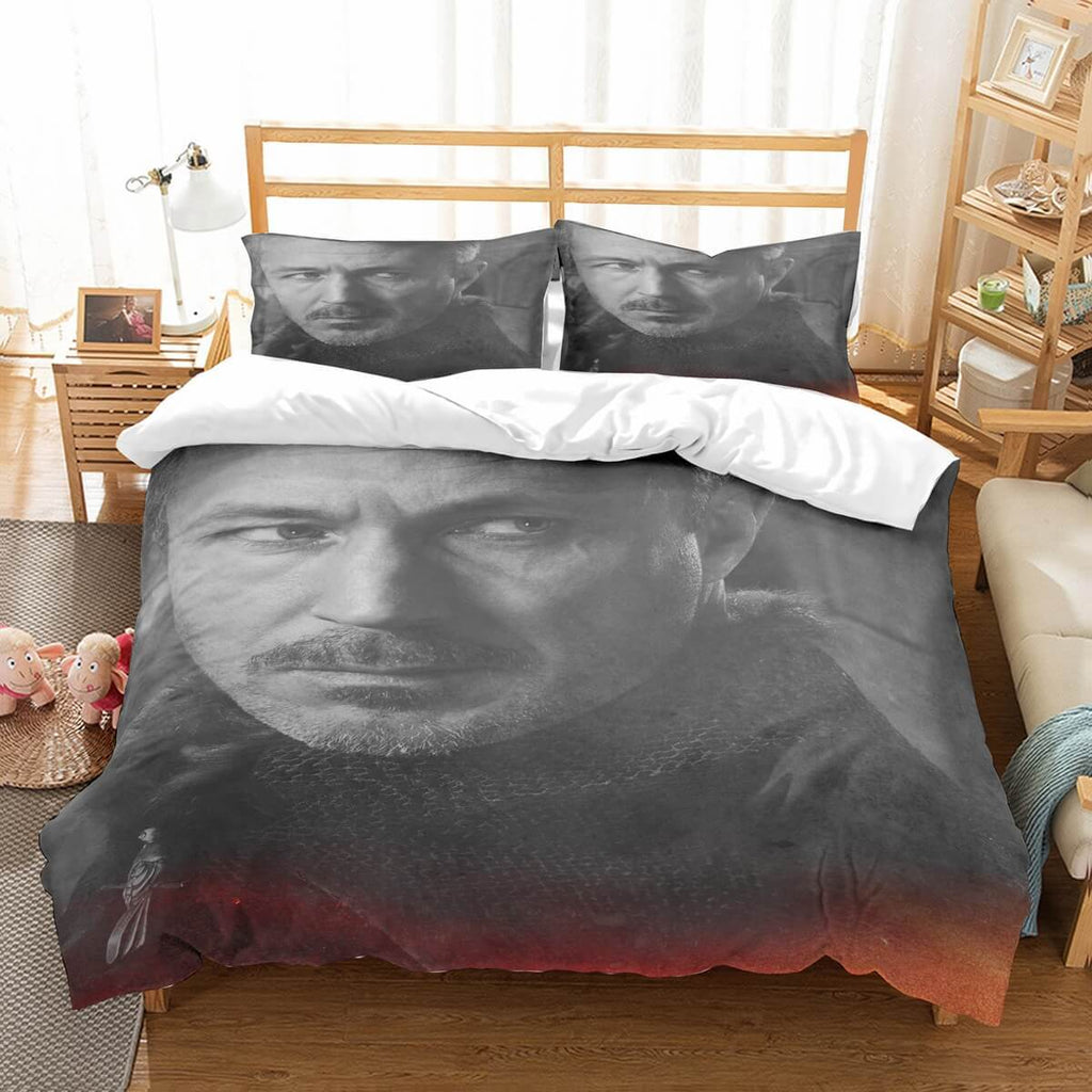 3D Customize Game Of Thrones Bedding Set 4