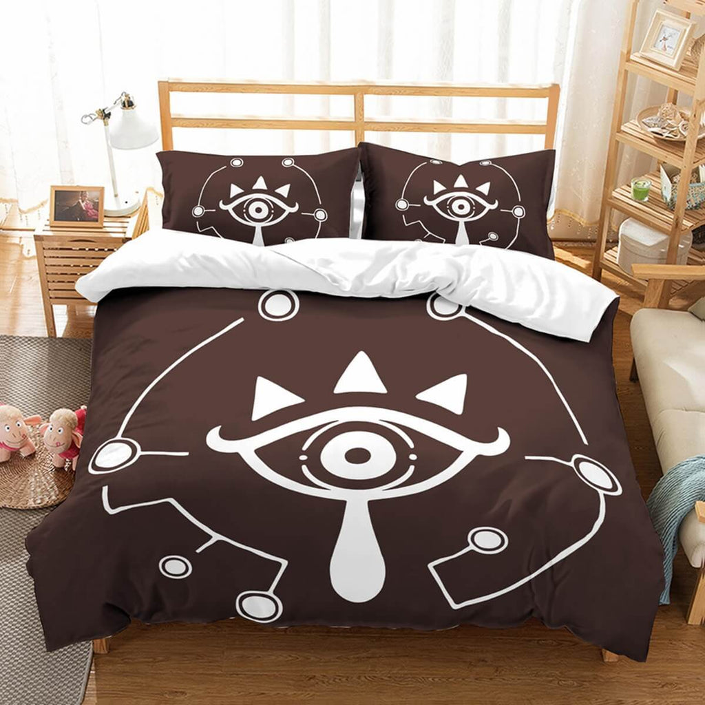 3D Customize The Legend Of Zelda Breath Of The Wild Bedding Set Duvet Cover Set Bedroom Set Bedlinen,