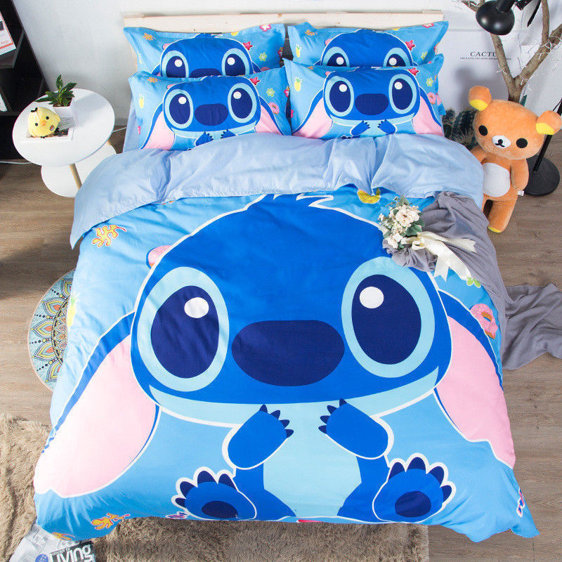 3D Disney Stitch Kids Bedding Set3