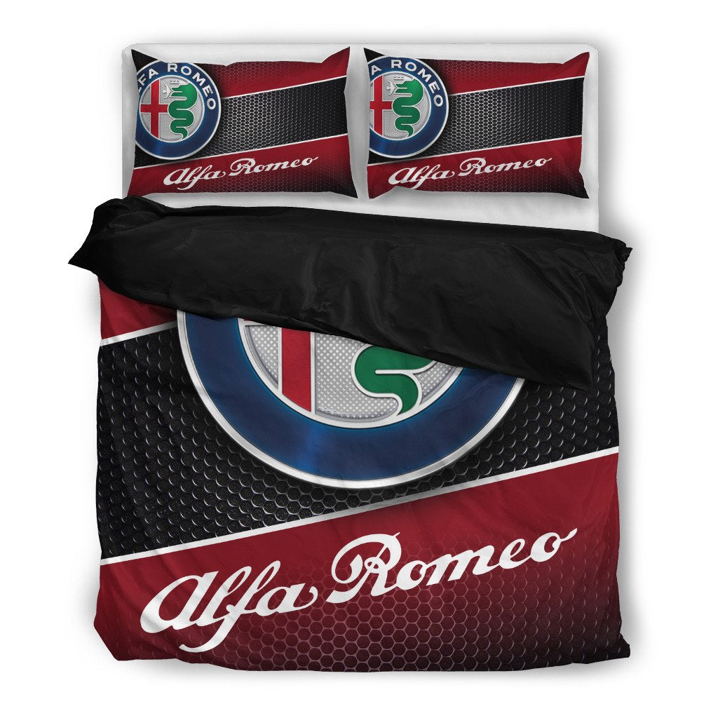 ALFA ROMEO BEDDING SET