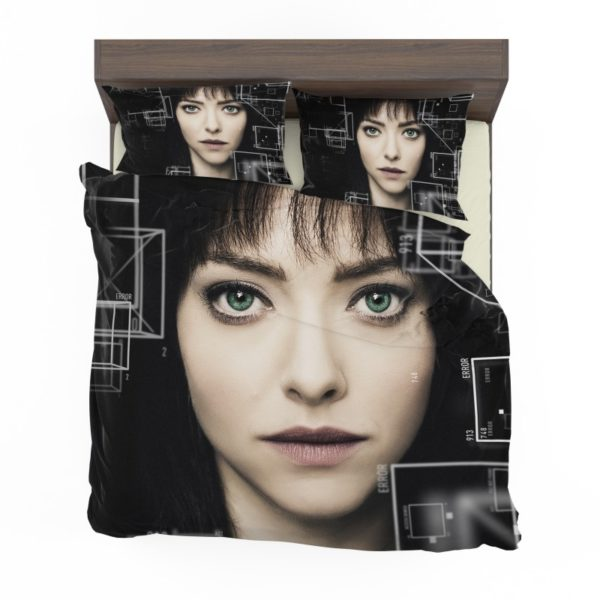 Anon Movie Amanda Seyfried Bedding Set
