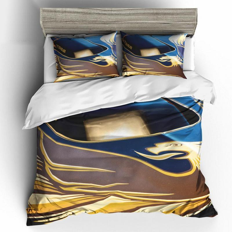 BANDIT BEDDING SET TRANSAM PONTIAC FIRE BIRD SMOKEY
