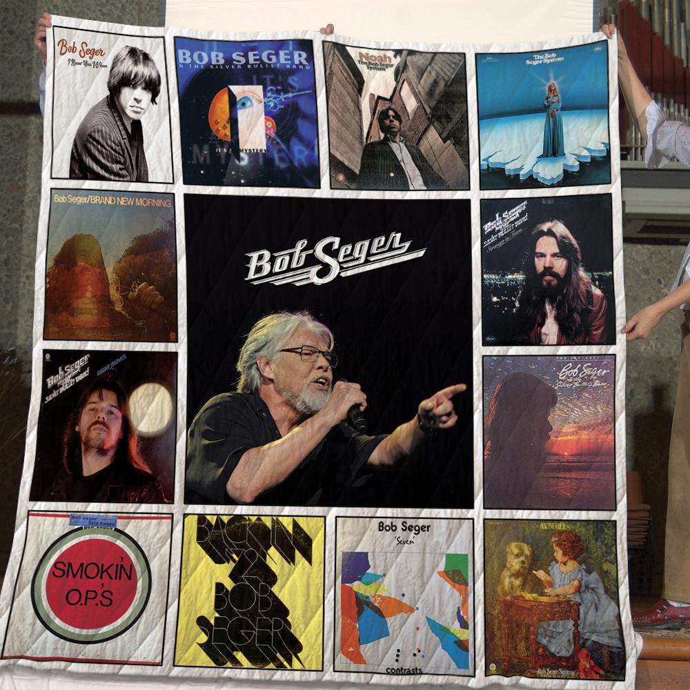 Bob Seger Studio Album Quilts