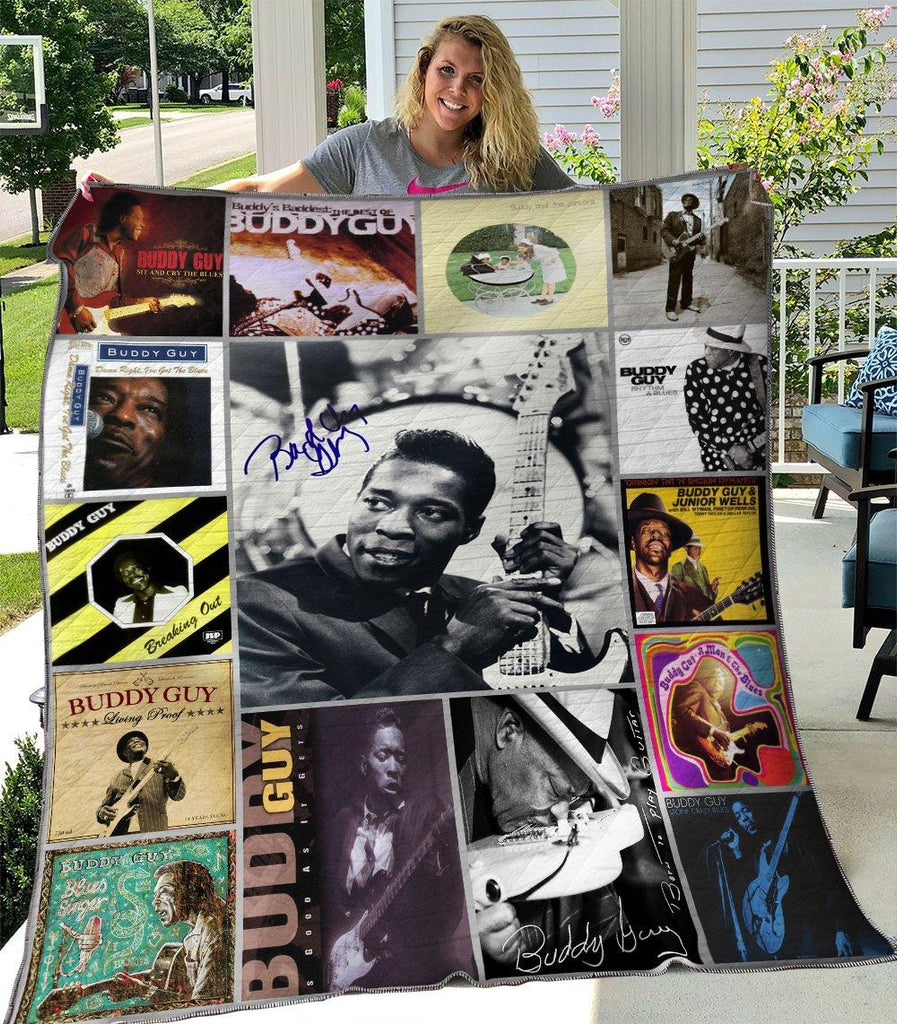 Buddy Guy Quilts