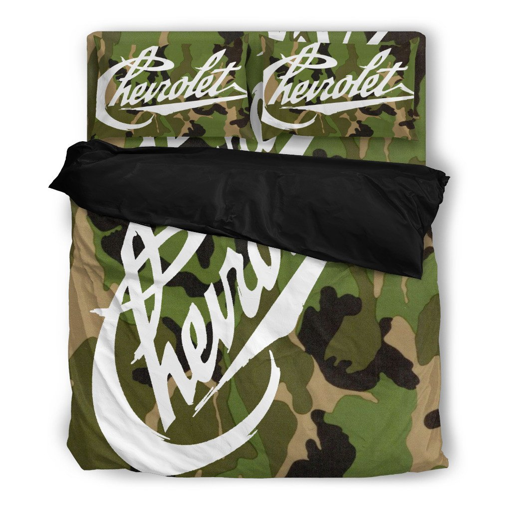 CHEVROLET BEDDING SET4