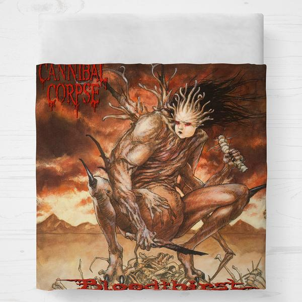 Cannibal Corpse - Bloodthirst Bedding