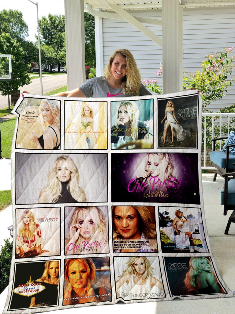 Carrie Underwood Quilts